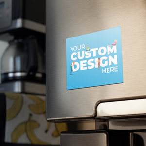 Customizable Fridge Magnets