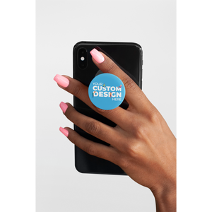 custom pop socket holder grip phone customizable personalized customized gifts products