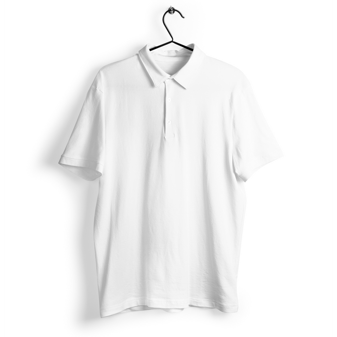 Polo T-shirt - White