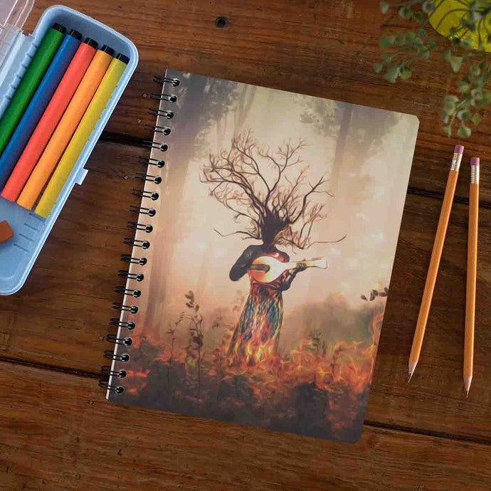Forest Fire Notebook