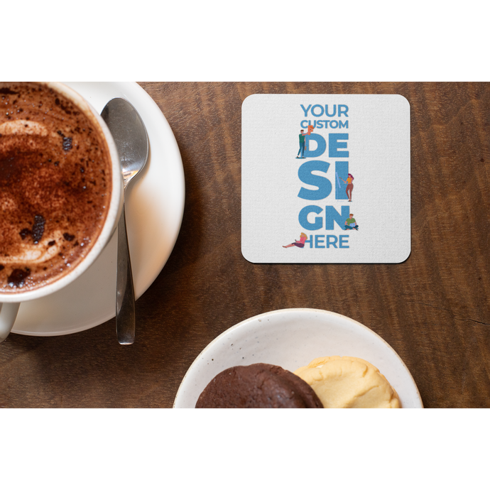 custom coaster customizable personalized customized gifts products