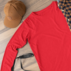 Full Sleeves T-shirt - Red