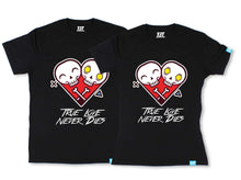 true love never dies couple t shirt couple shirts online couple shirt cute couple shirts couple tees the banyan tee