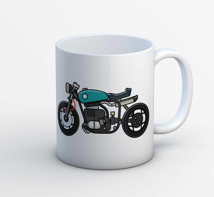 Coffee Mug - Vintage Motorcycle Mugs The Banyan Tee TBT
