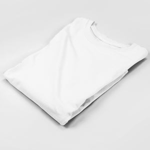 white plain full sleeves t-shirt white plain full sleeves the banyan tee india