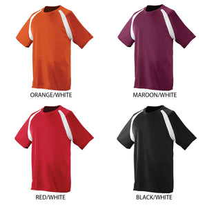 Wicking Color Block Jersey