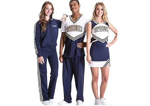 Men's Cheer Pants Poly 9507