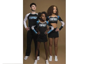 Men's Cheer Top MW3108