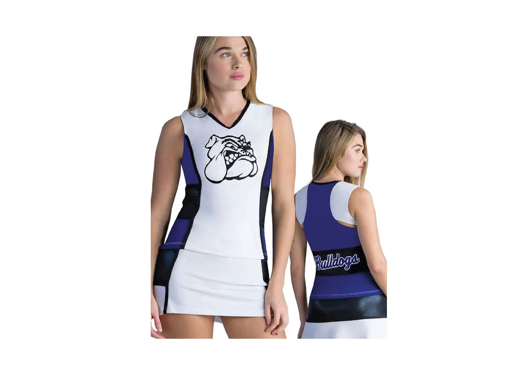 Custom Stretch Skirt 7602