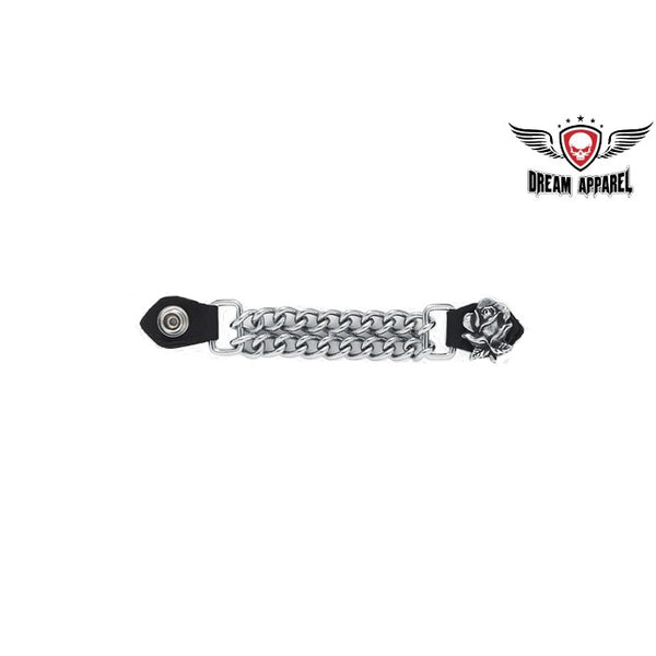 best-motorcyle-vest - Rose Vest Extender - Dream Apparel® - vest extenders