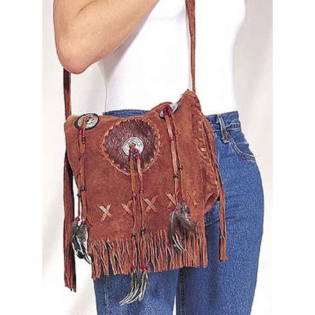best-motorcyle-vest - Womens Western Style Purse - Dream Apparel® - Wallets Chains Belt-loop Purses Bags and Hip-bags