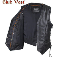 best-motorcyle-vest - Women's Classic Style Vest by Club Vest® - Club Vest® - Womens Best Motorcycle Vests