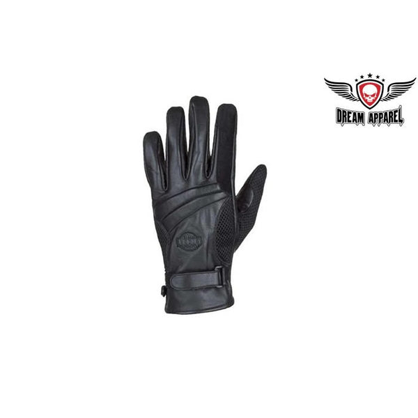 Full Finger Motorcycle Riding Gloves - Club Vest Biker Motorcycle Apparel & Accessories