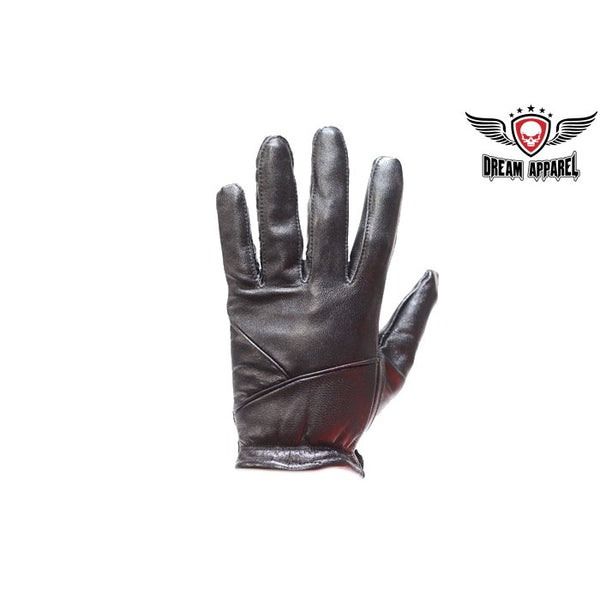 best-motorcyle-vest - Full Finger Motorcycle Gloves With Lining - Club Vest Biker Motorcycle Apparel & Accessories - motorcycle gloves