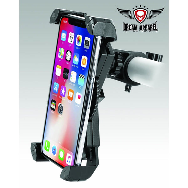 USB holder charger for motorcycle