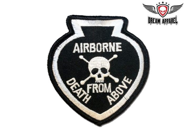 Airborn Death From Above Skull