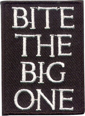 """Bite The Big One"" Patch"