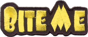"""Bite Me"" Patch"