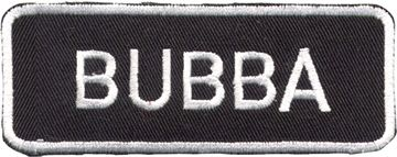 """BUBBA"" Patch"