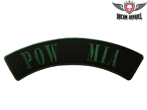POW/MIA Top Rocker