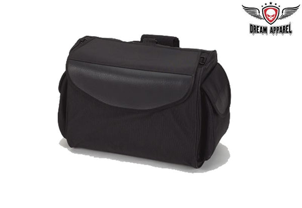 Motorcycle Sissy Bar Bag With Velcro