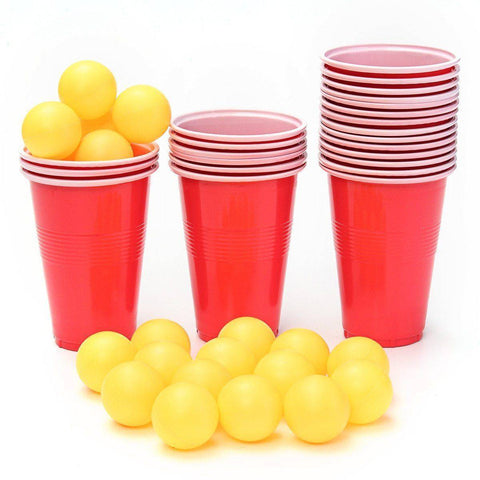 Image of Fun Beer Pong Drinking Game