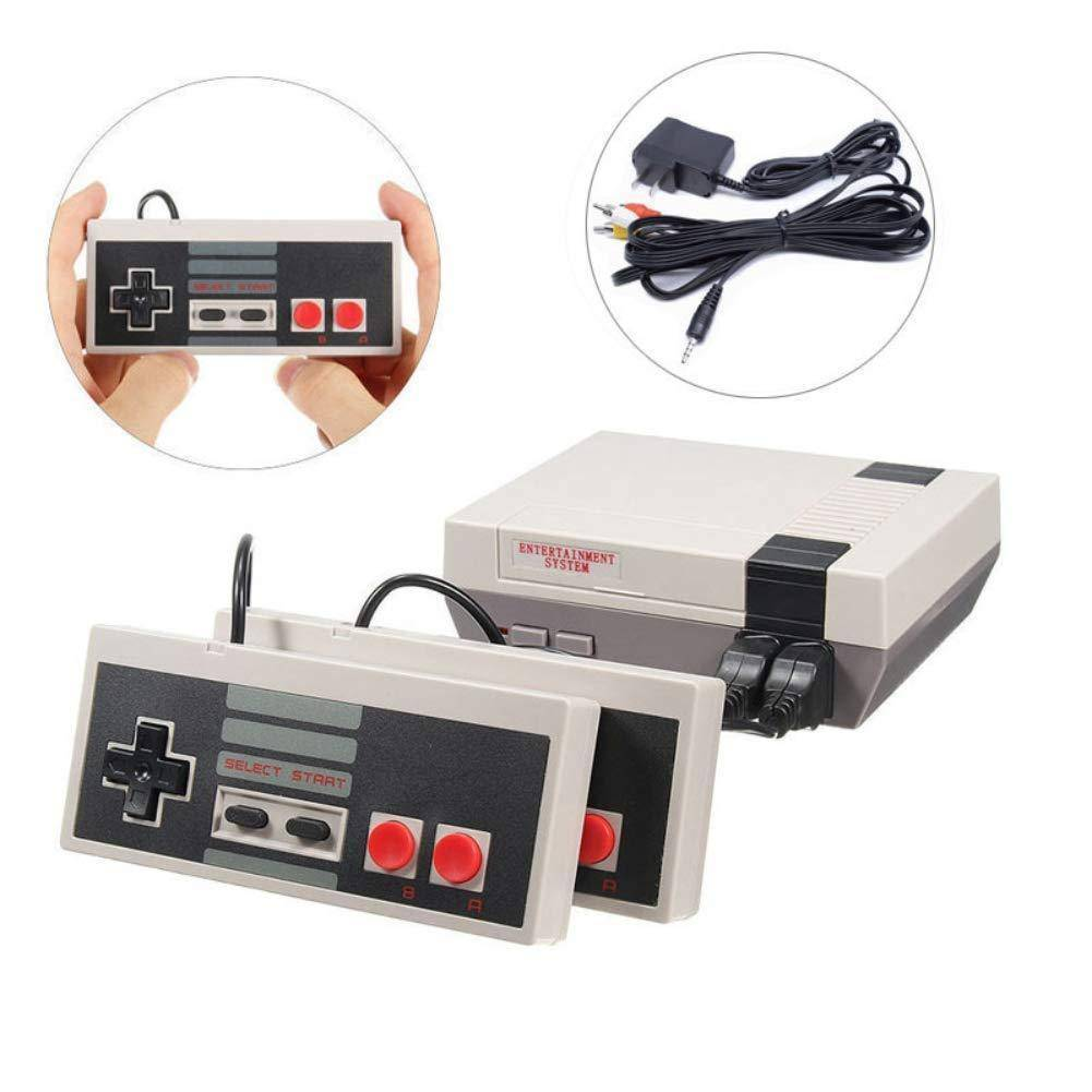 Retro Game Console With Built-in 600+ Games (HD Version)