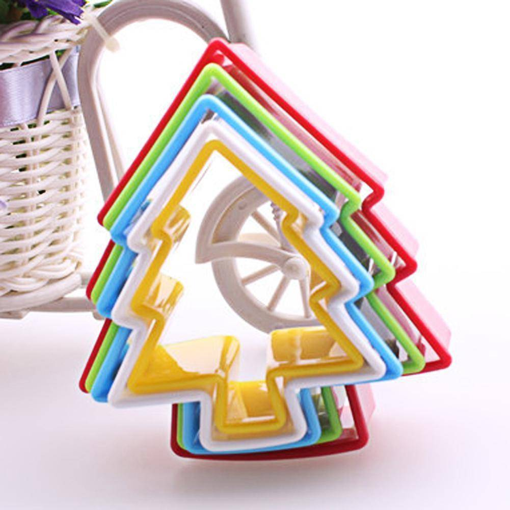 Sale - Christmas Cookie Cutters 5pcs/Set