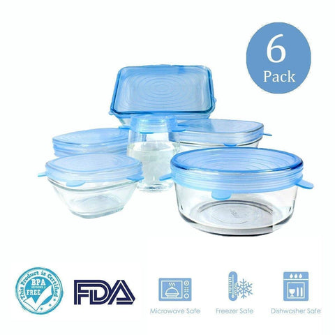 Image of Sale - Stretchable Food Lids