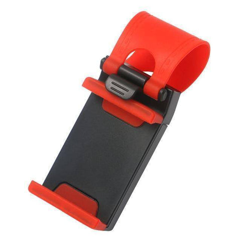 Image of Steering Wheel Phone Holder