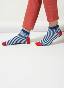 Elton Low Cut Socks