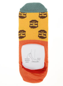 Pixter Invisible Liner Sock
