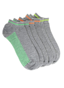 Runner Boy 3 Pack Low Cut Socks