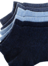 Denim 3 Pack Low Cut Socks