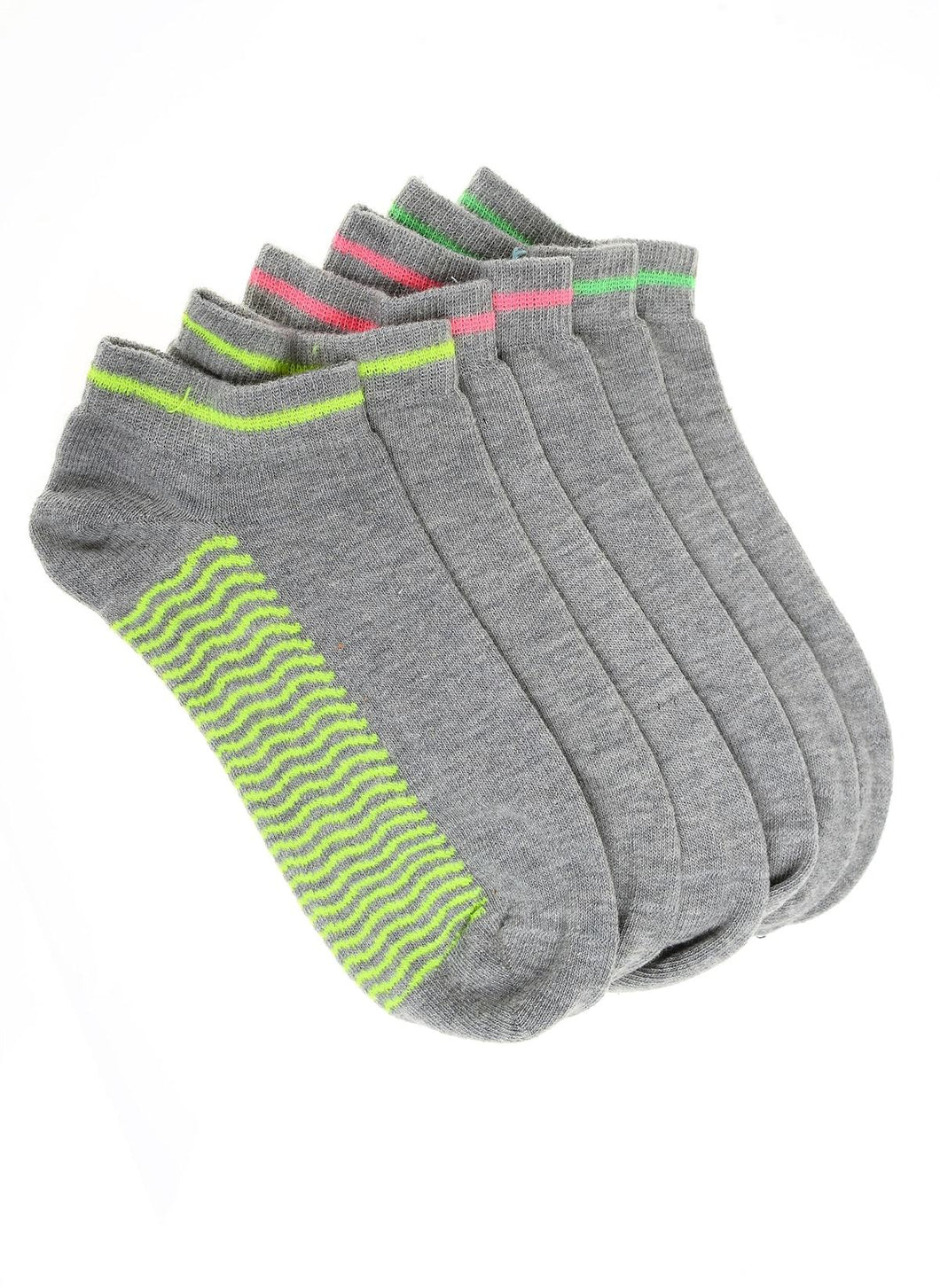 Runner Women 3 Pack Low Cut Socks