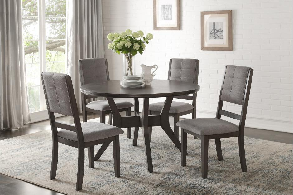 Nicky Round Dining Room Set