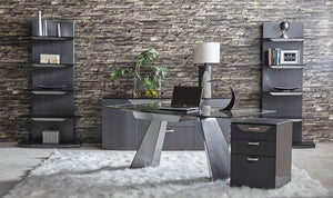 Haven Contemporary Home Office Collection