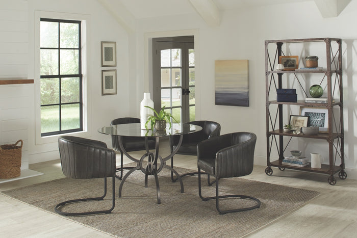 Avis Round Dining Room Collection