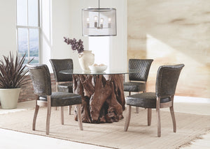 Barry Round Dining Room Collection