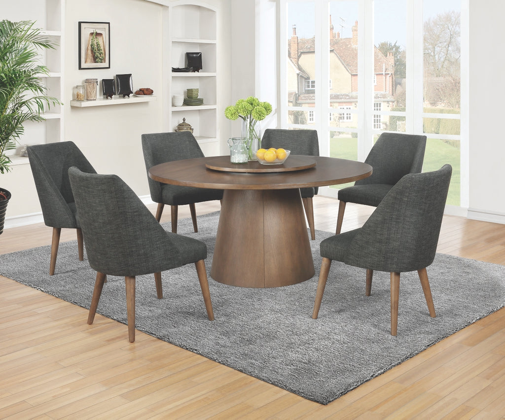 Bea Round Dining Room Collection with Optional Lazy Susan