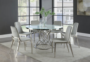 Ireland Round Dining Room Collection