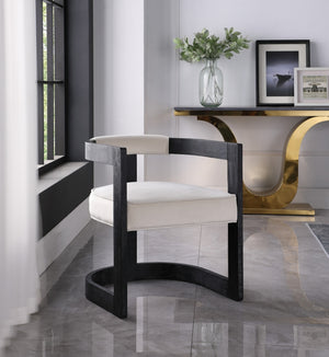 Reggie Velvet Dining Chair in 3 Color Options