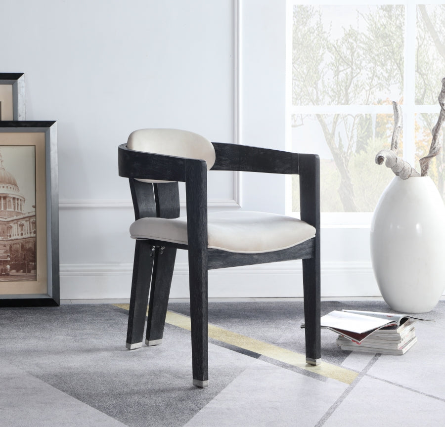 Vince Velvet Dining Chair in 3 Color Options