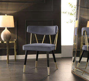 Marigold Velvet Dining Chair in 6 Color Options