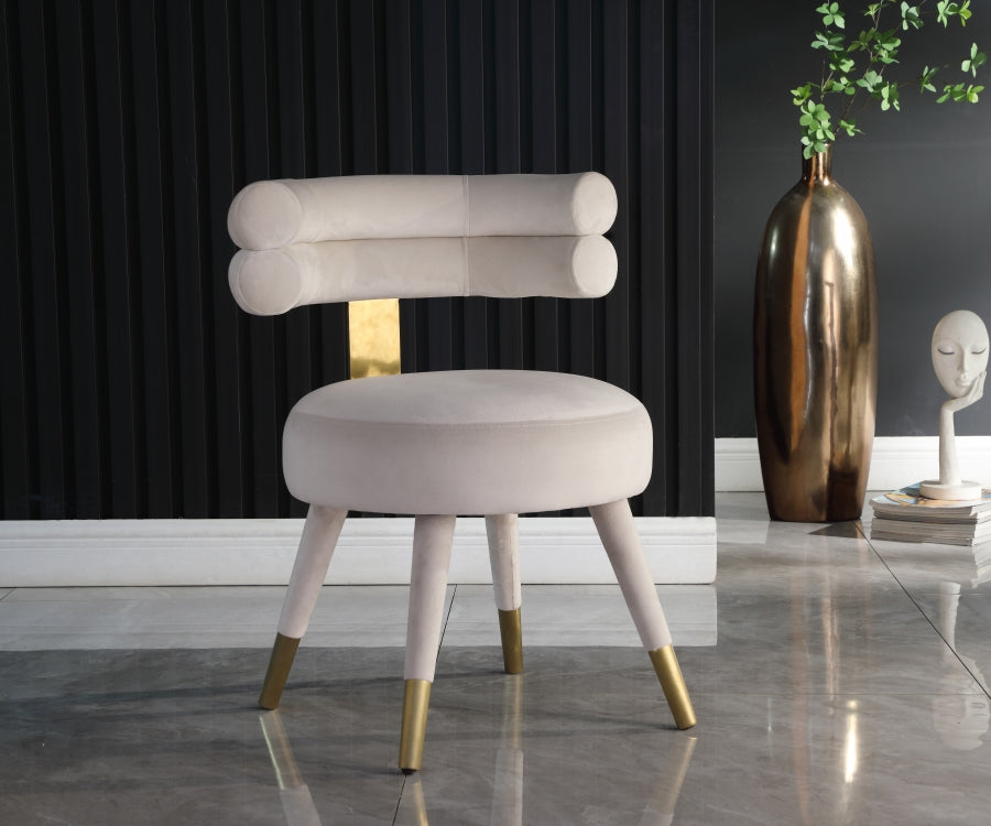 Leroy Velvet Dining Chair in 5 Color Options