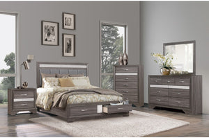 Luther Storage Bedroom Collection
