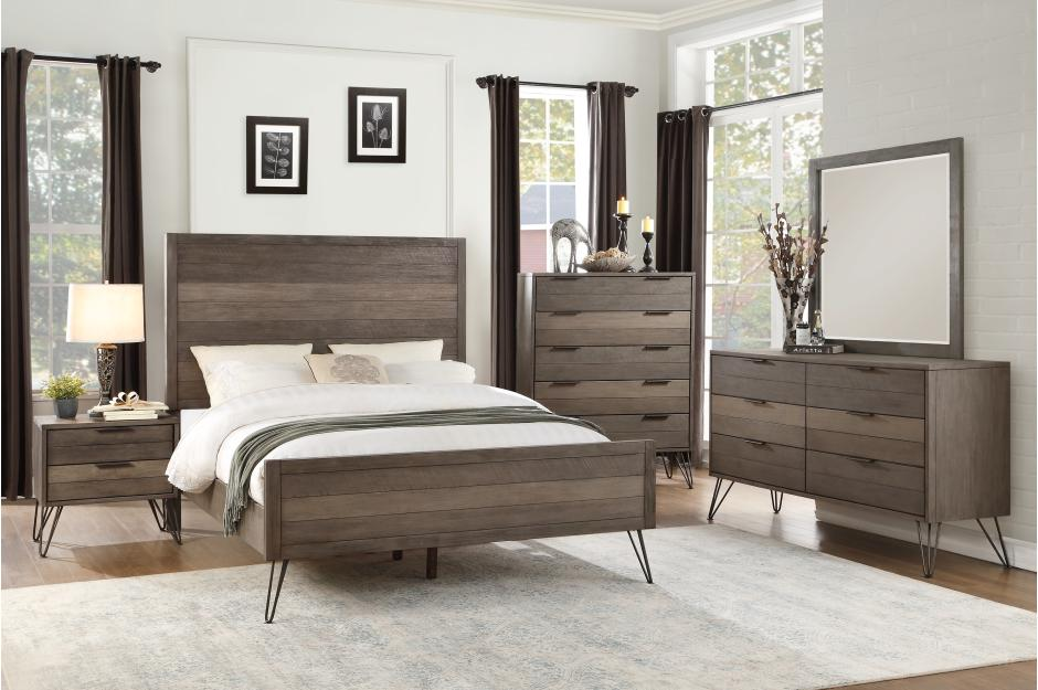 Bane Rustic Bedroom Collection