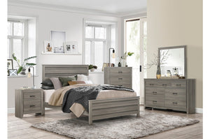 Wacker Rustic Bedroom Collection