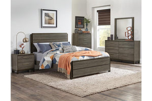 Tavia Rustic Bedroom Collection
