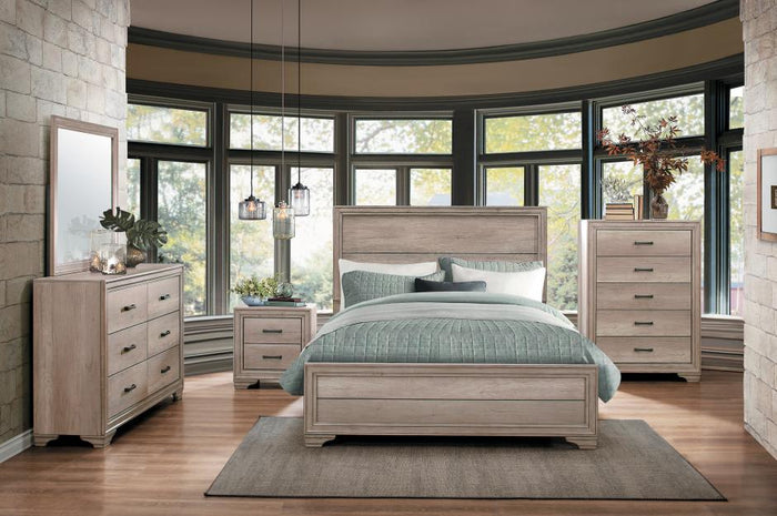 Lonnie Rustic Bedroom Collection